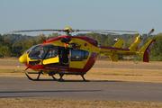 Eurocopter EC-145 B (F-ZBQH)