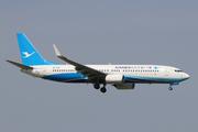 Boeing 737-85C/WL (B-7179)