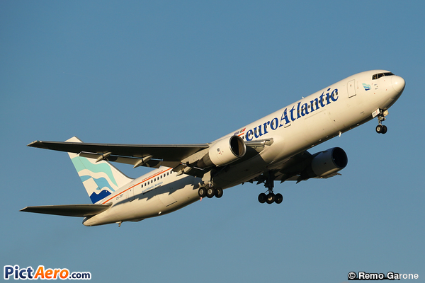 Boeing 767-3Y0/ER (EuroAtlantic Airways)