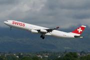 Airbus A340-313X (HB-JMC)