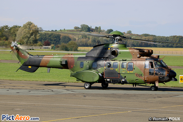 Aérospatiale AS-532UL Cougar (France - Army)