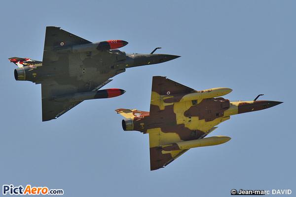 Dassault Mirage 2000D (France - Air Force)