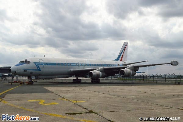DC-8 Sarigue (France - Air Force)