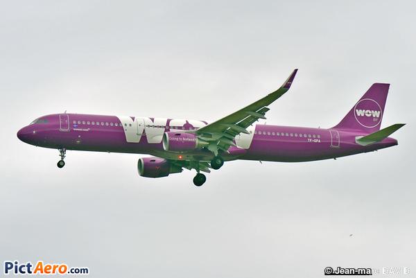 Airbus 321-211(WL) (WoW Air)