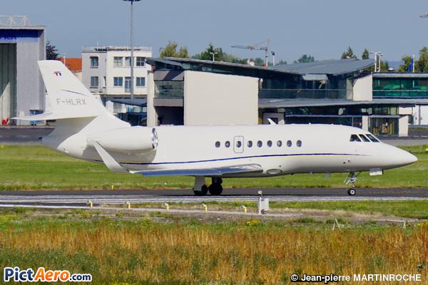 Dassault Falcon 2000S (Michelin Air Services)