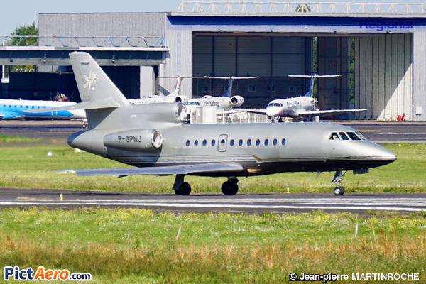 Dassault Falcon 900EX (Aéro Services Executive)