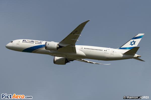 Boeing 787-9 Dreamliner (El Al Israel Airlines)