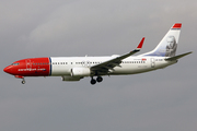 Boeing 737-8JP/W (LN-DYF)