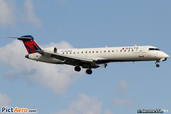 Canadair CL-600-2C10 Regional Jet CRJ-701 (Delta Connection (GoJet Airlines))