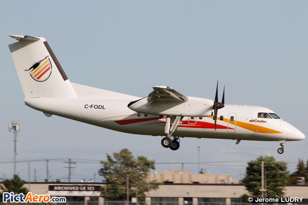 De Havilland Canada DHC-8-106 (Air Creebec)