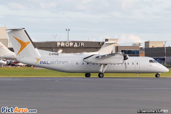 Bombardier Dash 8-Q315 (Provincial Airlines)
