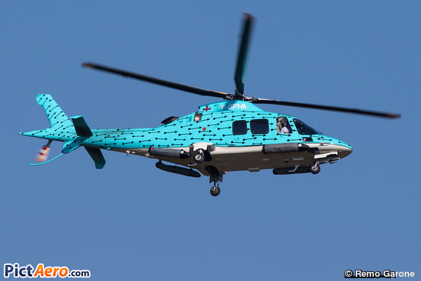 Agusta A-109S Grand (Alphi Hélicoptères)