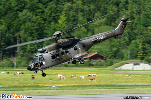 Aérospatiale AS-532UL Cougar (Switzerland - Air Force)