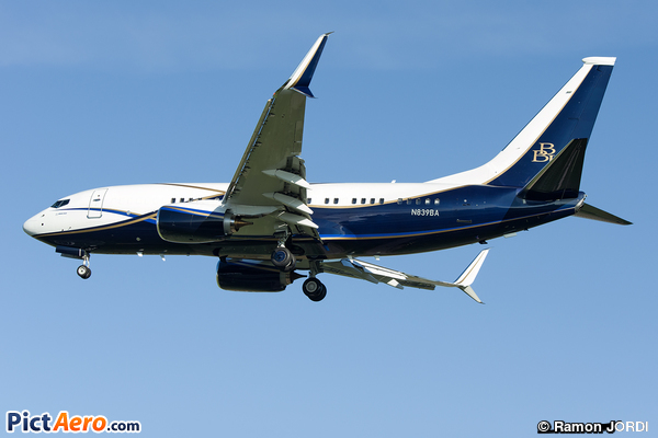 Boeing 737-77Z/BBJ (Boeing Business Jets)
