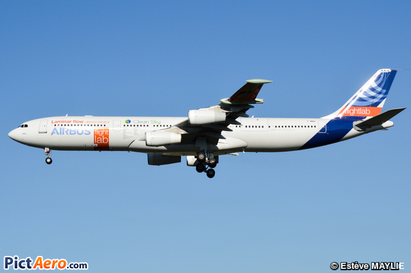 Airbus A340-311 (Airbus Industrie)