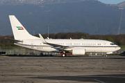 Boeing 737-72U BBJ