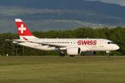 Bombardier CSeries CS100 (BD-500-1A10) (HB-JBE)