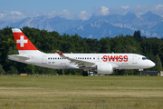 Bombardier CSeries CS100 (BD-500-1A10) (HB-JBF)