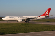 Airbus A330-203 (TC-JNB)