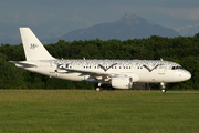 Airbus A319-115X/CJ (LX-GVV)