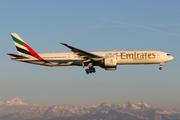 Boeing 777-36N/ER - A6-EBB