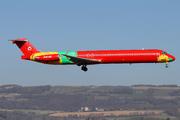 McDonnell Douglas MD-83 (DC-9-83) (OY-RUE)