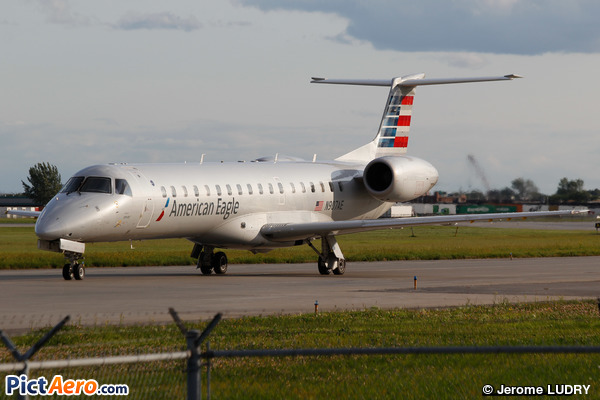 Embraer ERJ-145LR (American Eagle (Envoy))