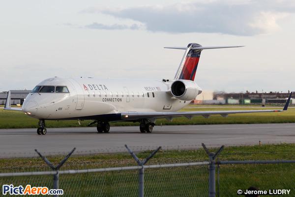 Canadair CL-600-2B19 CRJ-200LR (Delta Connection (Endeavor Air))