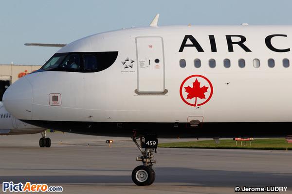 Airbus A321-211 (Air Canada)