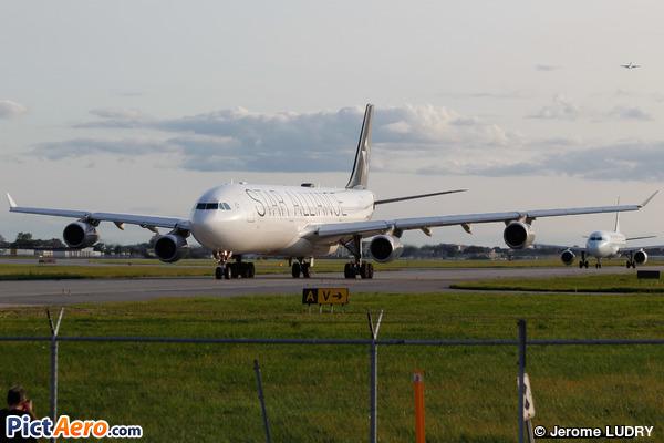 Airbus A340-313X (Lufthansa)