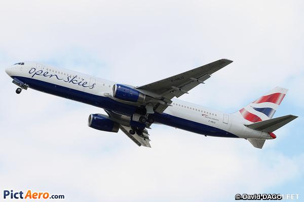 Boeing 767-336/ER (Openskies)