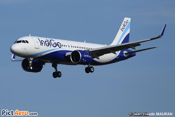 A320-214 WL (Go Air)
