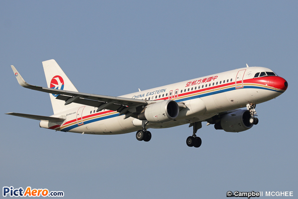Airbus A320-214(SL) (China Eastern Airlines)