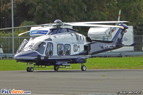 Agusta AW-169 (CMCL Ltd Partnership)