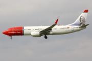 Boeing 737-8JP (WL) (LN-DYE)