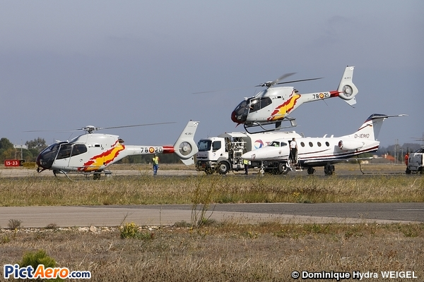 Eurocopter EC-120B Colibri (JAA) (Spain - Air Force)