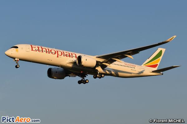 Airbus A350-941 (Ethiopian Airlines)