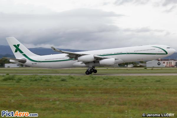 Airbus A340-313X (Air X Charter Ltd)