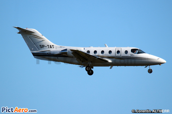 Beech 400-A Beechjet (Smart Jet Sp)