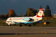 Fokker 100 (F-28-0100) (OE-LVE)