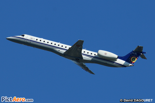 Embraer ERJ-145LR (Belgium - Air Force)