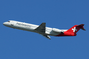 Fokker 100 (F-28-0100) (HB-JVG)