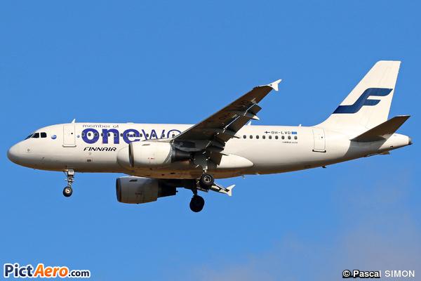 Airbus A319-112 (Finnair)