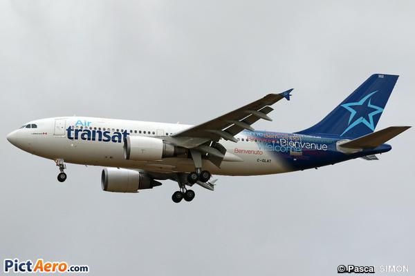 Airbus A310-308 (Air Transat)