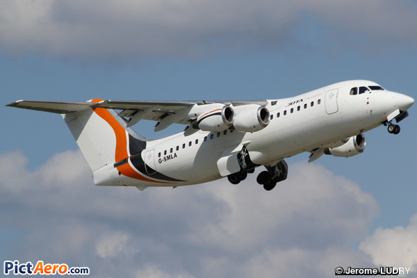 British Aerospace BAe 146-200 (Jota Airlines)