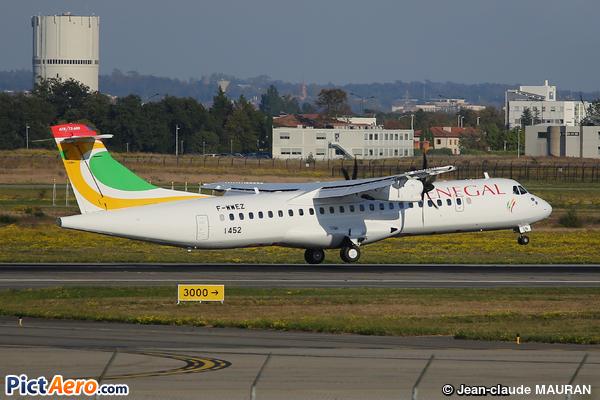 ATR 72-600 (Air Sénégal International)
