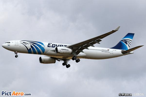 Airbus A330-343X (EgyptAir)
