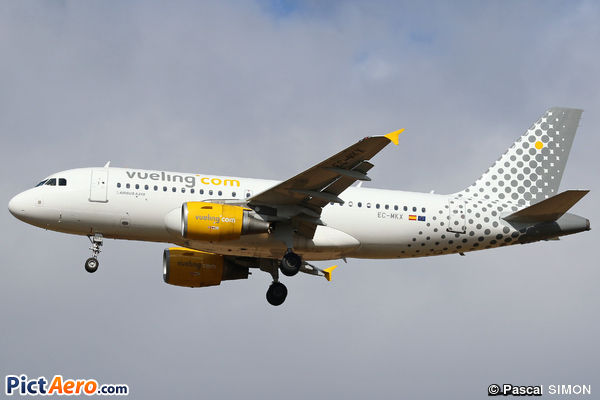Airbus A319-112 (Vueling Airlines)