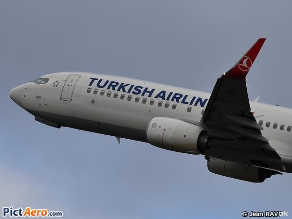 Boeing 737-8F2 (Turkish Airlines)