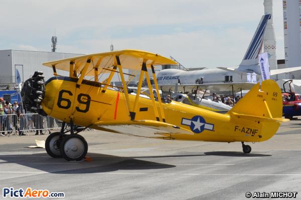 Naval Aircraft Factory N3N-3 (Amicale Jean Baptiste Salis)